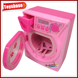 Toy washer play set