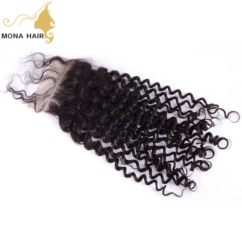 kinky curly virgin hair wholesale price lace closure weaves