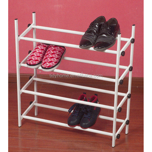 4 tier extendable shoes rack
