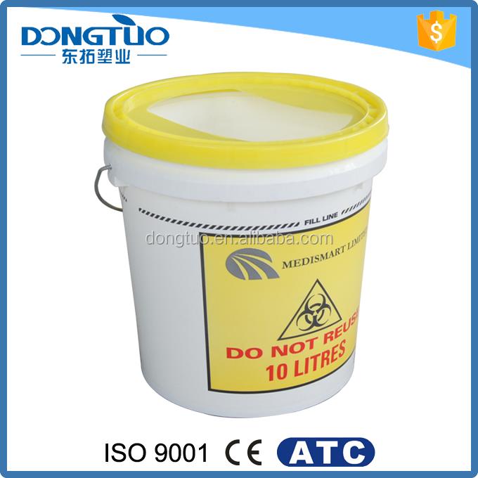 Plastic Paint Bucket Wholesale 5 Gallon White Plastic Buckets With Lid Buy Wholesale 5 Gallon