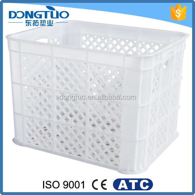 Large size plastic poultry crate, plastic egg crate