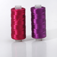 40 Colors Small Viscose Rayon Embroidery Thread Small Core Thread