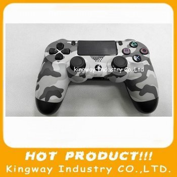 Second hand !! 100% Original Camouflage Wireless Joystick For PS4 Controller