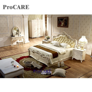 French exotic bedroom furniture set price