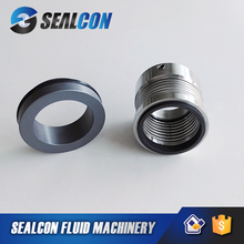 John crane 515E mechanical seal for high temperature hot oil pump