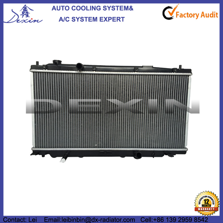 OEM 19010-RB7-Z51 19010RB7Z51 2009 2010 2011 2012 2013 2014 for Honda Fit Radiator, for Honda City Radiator