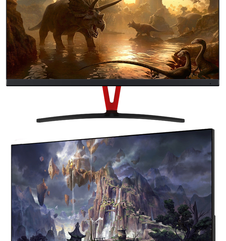 "Ultrawide 25"" LCD Gaming Monitor 1920X1080 Full HD 25 Inch LED Computer Monitor 144Hz"