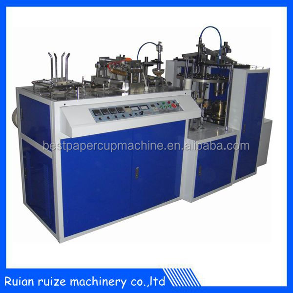 RD-12/22 High Speed Paper Cup Forming Machine