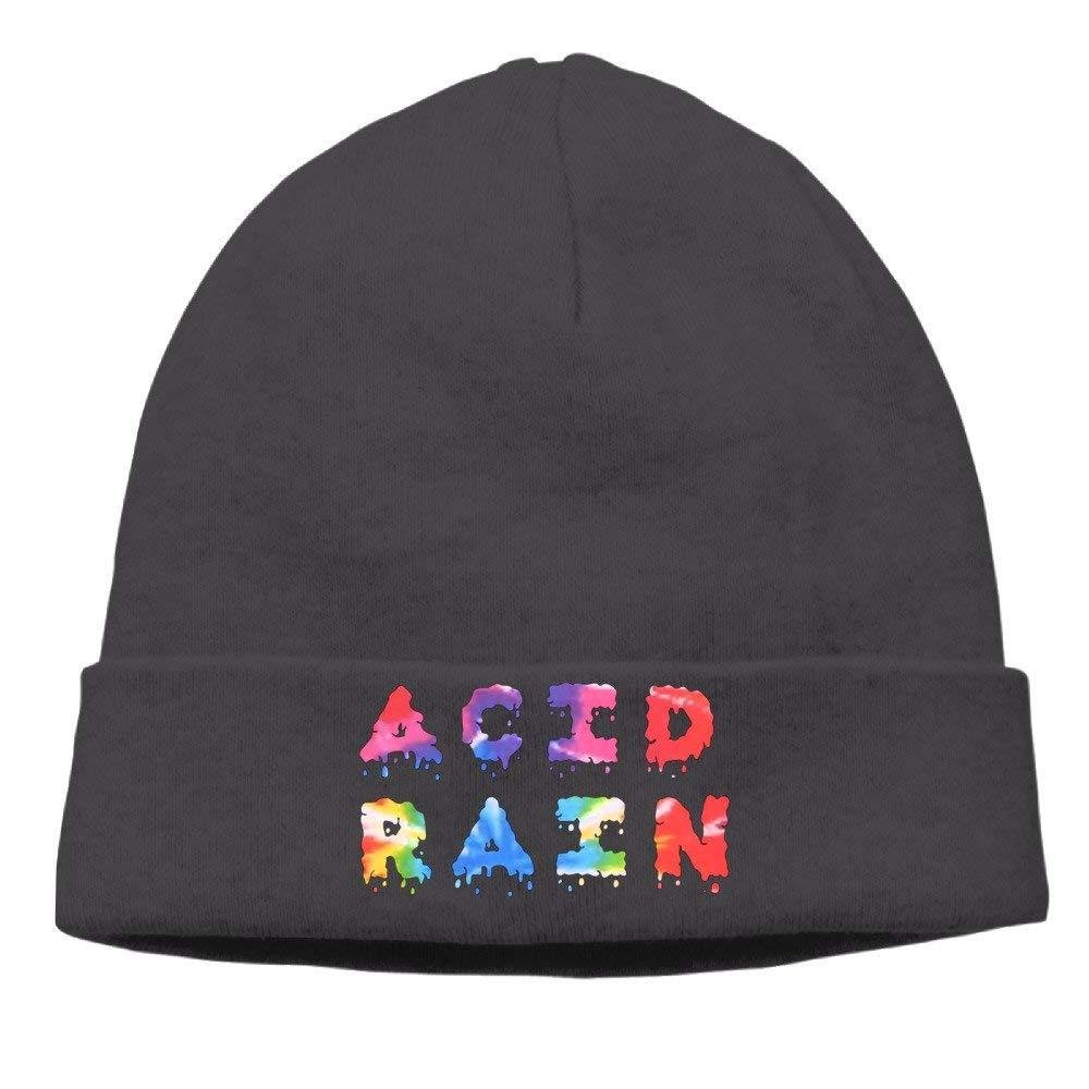 5f6d2f9b333 Get Quotations · Hipster Beanie Knit Hat Chance The Rapper - Acid Rain Cap