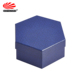 Wholesale Luxury Custom Logo Paper Dividers Rigid Cardboard Chocolate Baklava Candy Gift Hexagon Box Packaging