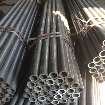 DIN ST52 chemical composition cold drawn carbon Seamless steel pipe