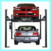 FPP-2 four post garage car parking 3d wheel alignment machine pit
