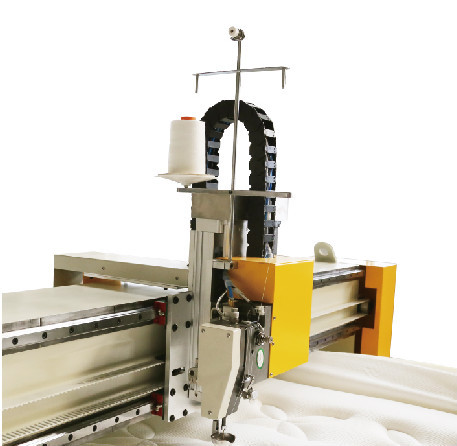Richpeace Single Head Frame Model Quilting Machine