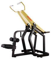 Hammer Strength Series Commercial Gym Center Equipment Lat Pull Down Equipment