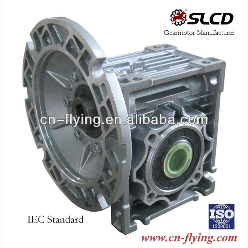 China manufacturer Helical Gearbox with Motor for children plain hoodies machine