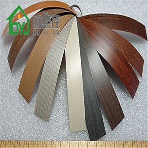 Furniture pvc edge banding, edge banding pvc, pvc edge banding tape furniture accessories