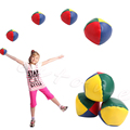 1Pc Fun And Exercise Juggling Balls Set Classic Bean Bag Juggle Magic Circus Kids Toy Gift