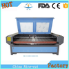 NC-F1810 Auto feeding laser cutting machine 1800 x 1000 /1810 CO2 laser engraver /laser cnc router machine