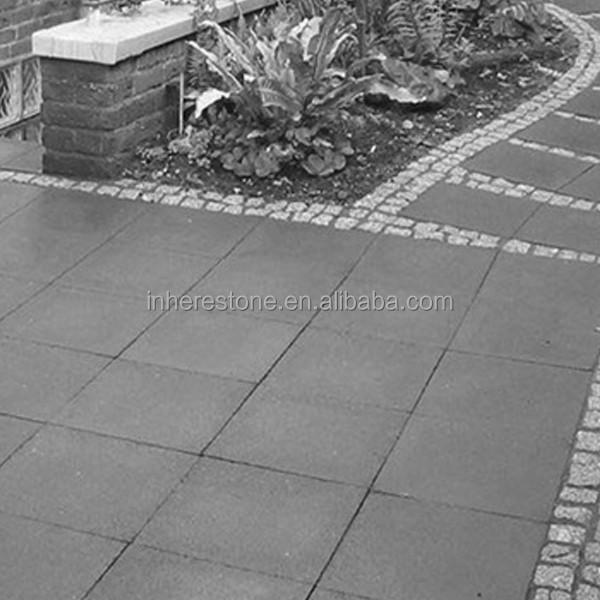 Hot Sale Outdoor Granite Floor Tile Car Parking