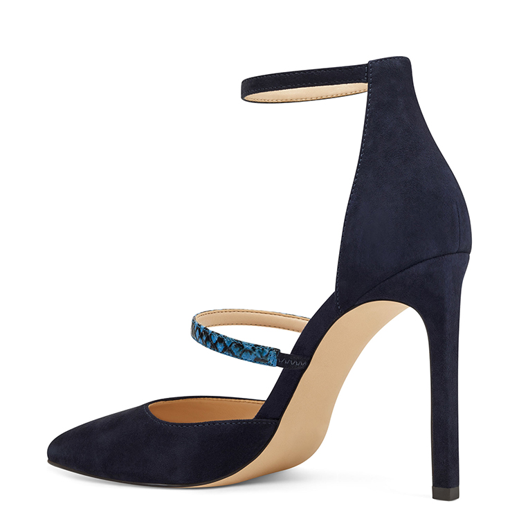 point high Metallic Women Quality Toe 2018 Gracozy heel High Court Dress Color SS481 Hot Sale Shoes 1POqxHw8xY
