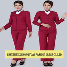 ladies suit hotel uniform