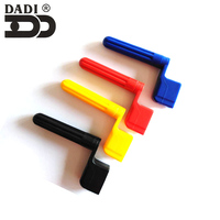 Musical tool Guitar parts & accessories logo print colored plastic winder guitar string winder