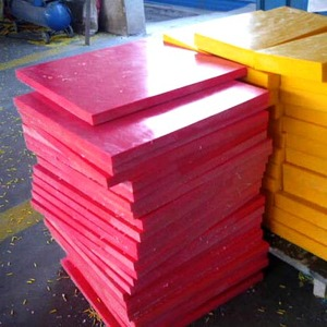 Plasctic outrigger pads black hdpe crane pad chute bunker truck bed liner hopper lining in uhmw
