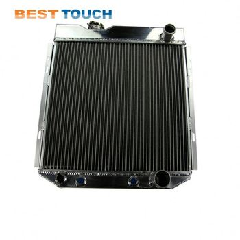 FALCON XD/XE/XF V8 AND 6CYL 1979-1987 all aluminum radiator replacement parts for FORD