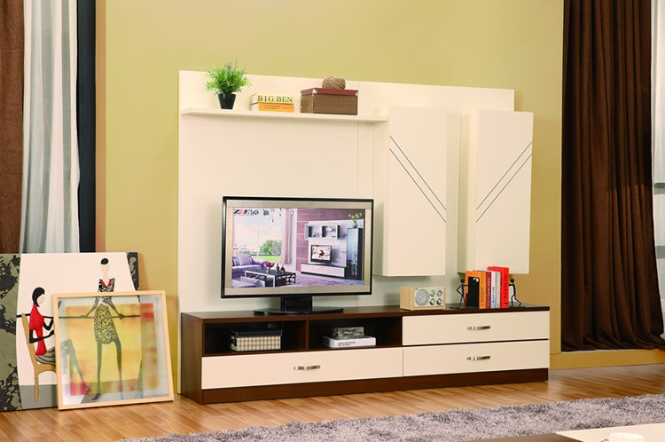 New Furniture Design modern living room furniture design/wooden tv cabinet designs