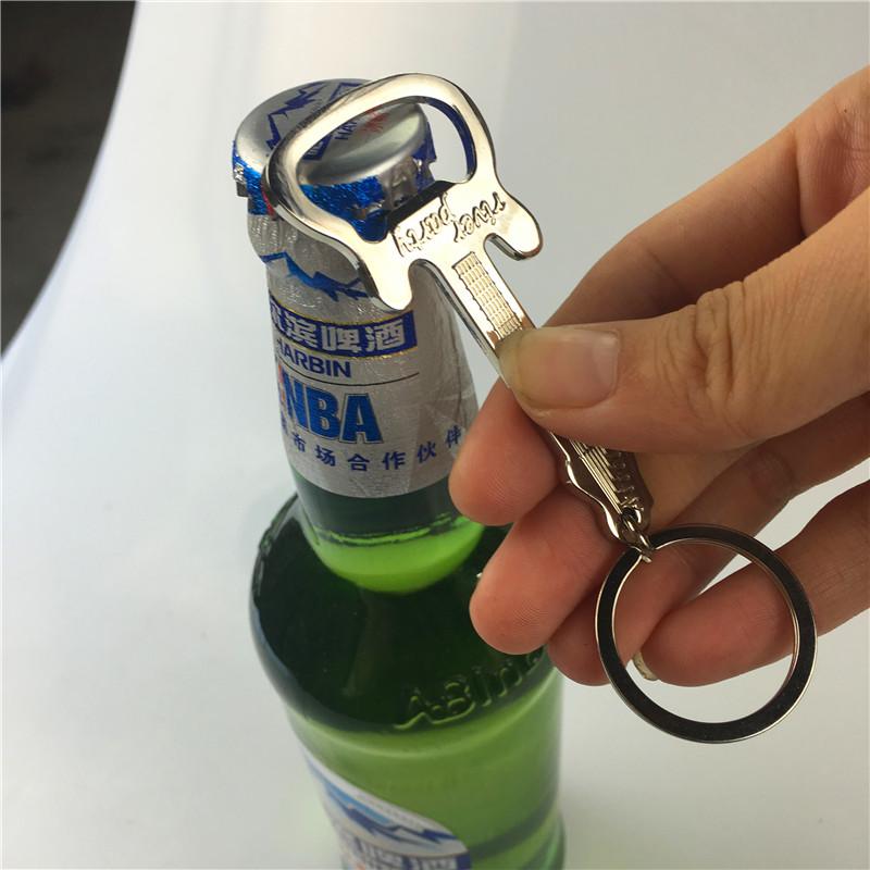 Guitar Keychain Bottle Opener Promotion-Shop for