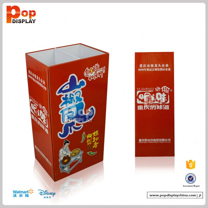 promotion led bulb manufacturer pog stand for in retail