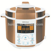 China supply automatic smart electric pressure cooker home appliance