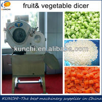 High effeciency fruit and vegetable dicing machine/ cuber/ dicer/ cube cutting machine for sale