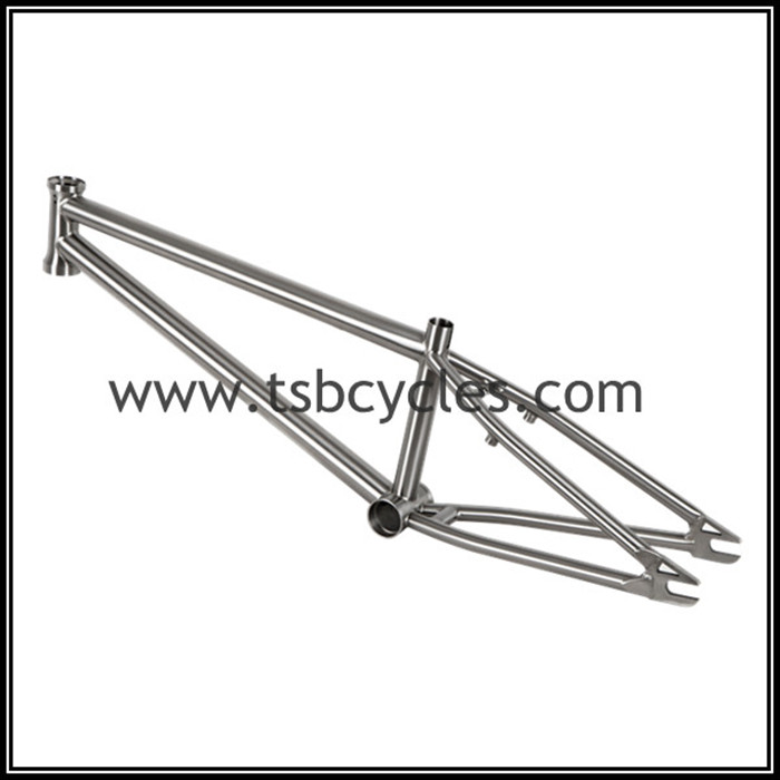 Most Welcomed Titanium Alloy Bmx Bike Frame Tsb-bm1101 - Buy 26 Bmx ...
