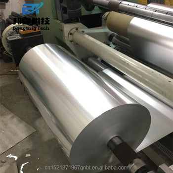 High Quality Best Price Pack Coated Embossed 8079 8011 8021 H22 Aluminum Foil Roll Factory Price