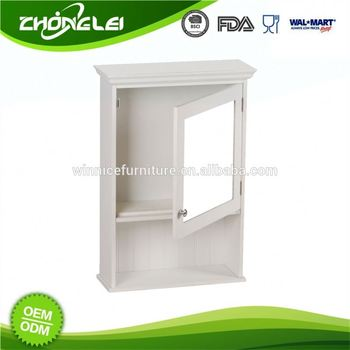 top grade latest designs promotional price wall mounted bathroom mirror cabinet india - Bathroom Mirror Cabinet Price India