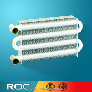 Tube Heat Exchanger Of Gas Boiler From China,Pipe In Pipe Heat ...