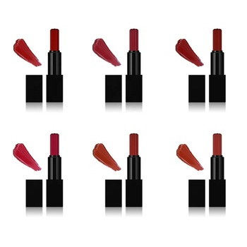 Oem Silicone Mould Moisturizing Makeup Lip Stick Private Label Glossy Lipstick