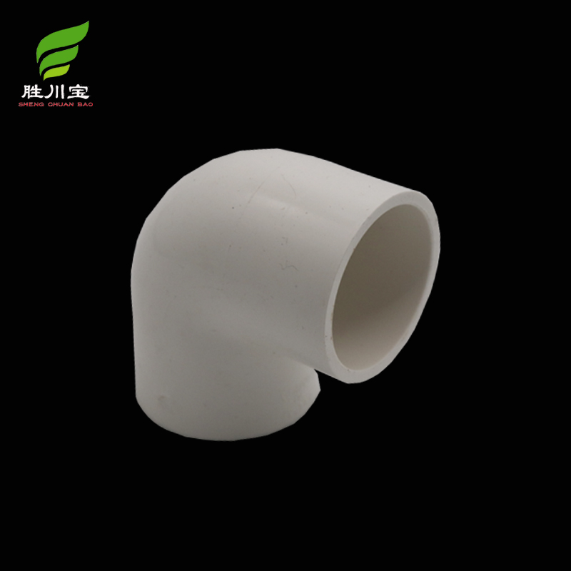 PVC Plastic Pipe <strong>Fittings</strong> 90 Degree Elbow 140MM
