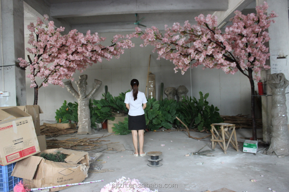 New design garden wedding arch use cherry blossom flower branches new design garden wedding arch use cherry blossom flower branches wooden arches for sale buy garden wedding archwedding arches for saledecorative wooden junglespirit Choice Image