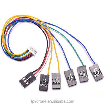 cc3d flight controller 8pin connection cable plug and play. Black Bedroom Furniture Sets. Home Design Ideas