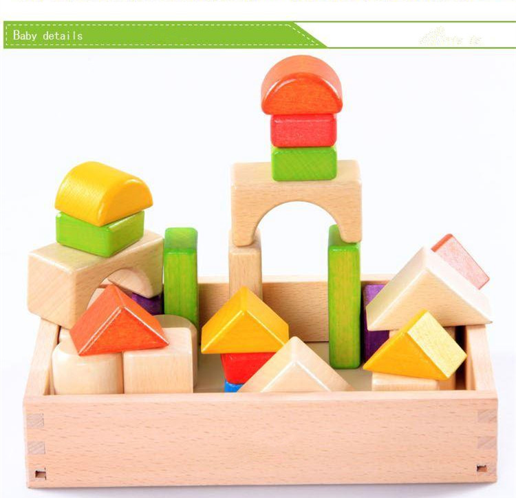 Useful Small Kids Toys Colourful 2d Wooden Block Puzzle 3d Wood Building Blocks Buy 2d Wooden Block Puzzle3d Building Blocks3d Wood Blocks Product