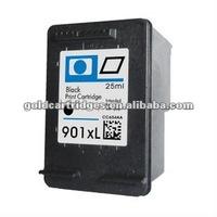 Black Ink Cartridge Fits For HP 901 XL Officejet J4550 J4640 J4500 J4680 Printer J4680