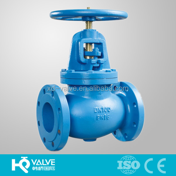 BS5152 Cast Iron Globe Valve Price