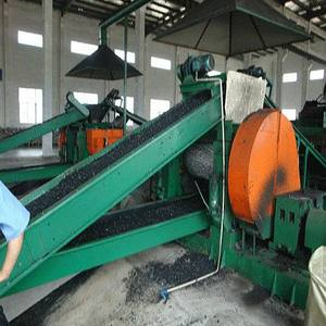 waste tire recycling line /rubber powder production line tyre recycling machine price in india
