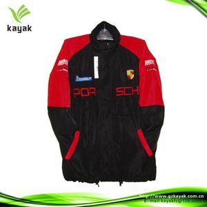 Produce 100% polyester mesh motorcycle summer jackets