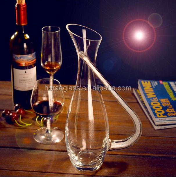 Cristal Diamant Rouge Vin Verseur Carafe En Verre Brandy Décanter Ensemble Cruche Bar Champagne Bouteille D'eau Potable Lunettes De Mariage Cadeau