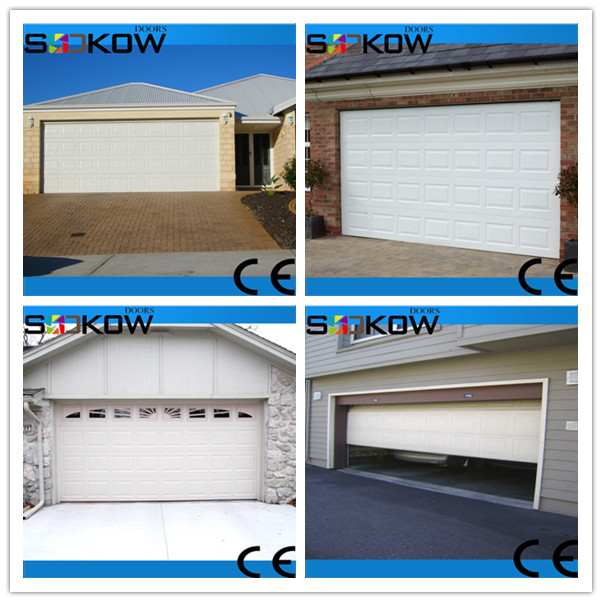 Cheap glass sectional garage door cheap alumium glass door for Sectional glass garage door