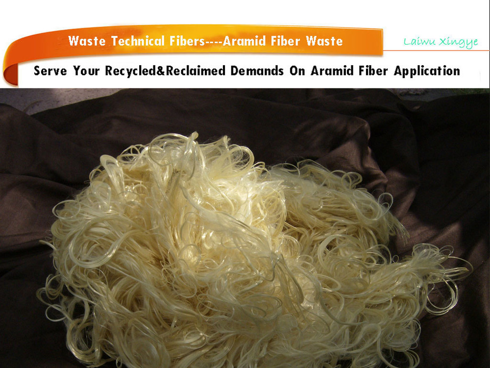 Cheap Recycled Para Aramid Fiber For Gloves With High Arasion ...
