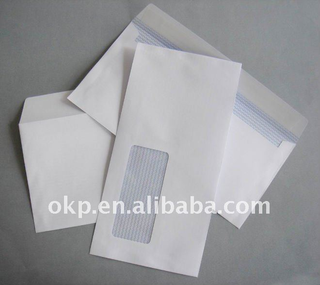 DL Window Envelope
